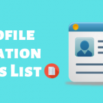 High PR Profile Creation Sites List