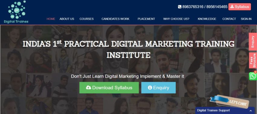 Advanced digital marketing course institutes in  Pune