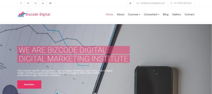 Best institute for digital marketing course in  Pune