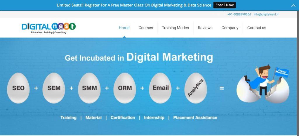 digital marketing courses in Hyderabad