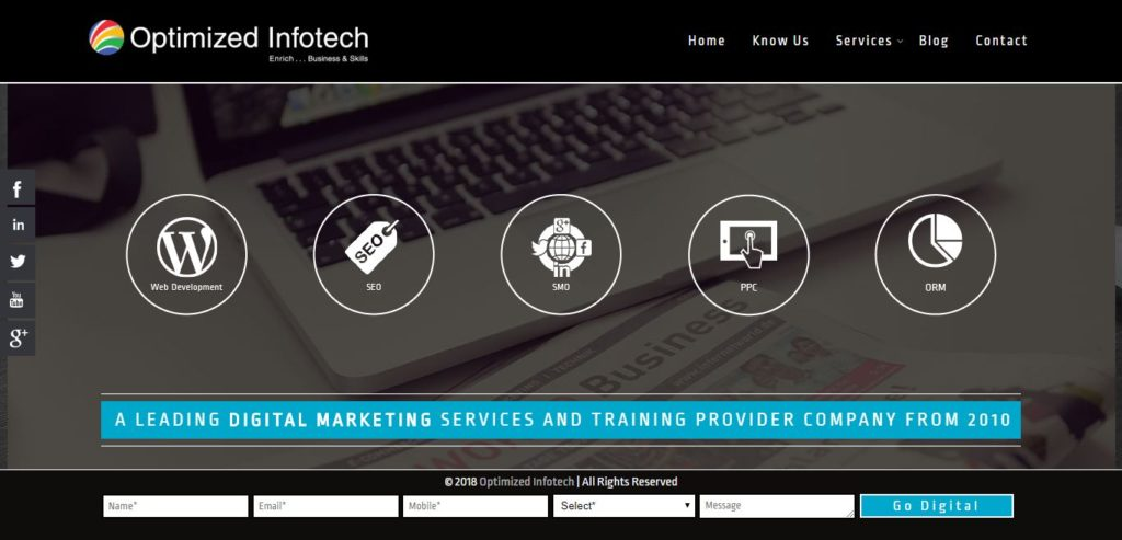 Digital marketing institutes in  Pune