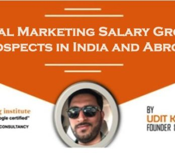 Digital Marketing Salary Growth Prospects in India and Abroad