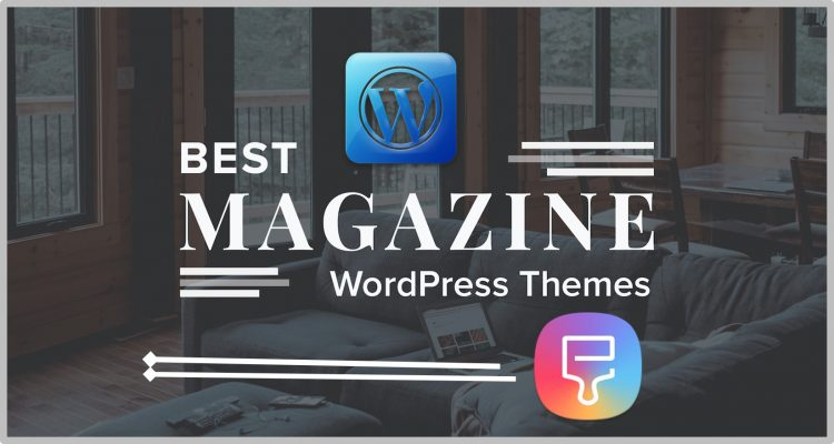 WordPress Responsive Magazine Themes