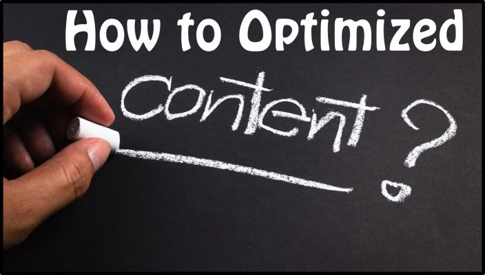 Checkpoints To Write Optimised Content