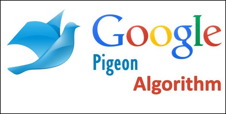 Google Pigeon Algorithm