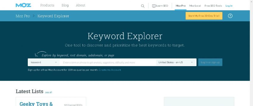 keyword-research-tool-free
