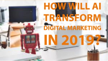 AI (Artificial Intelligence)Transform Digital Marketing