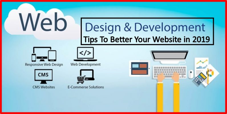 8 Web Development Tips To Better Your Website Success