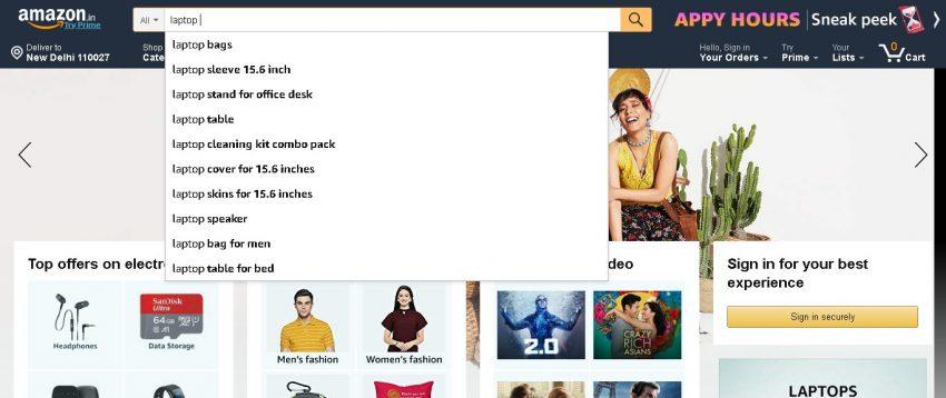 Amazon seo 2019
