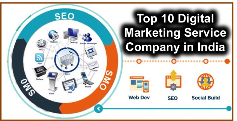 Best Top 10 Digital Marketing Service Company in India