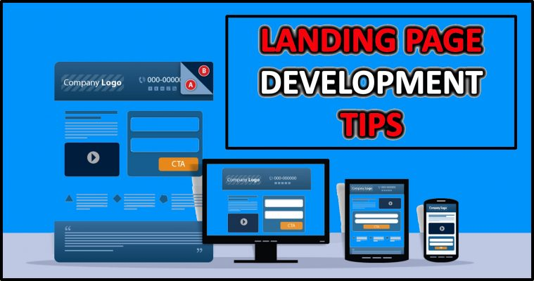 Errors Can Be Made At All Stages of Landing Page Development