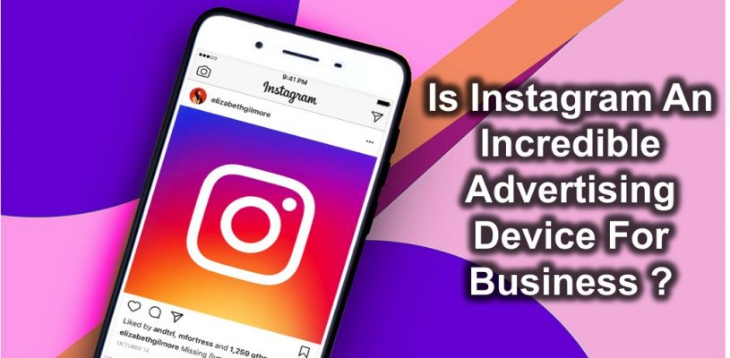 Instagram marketing scope