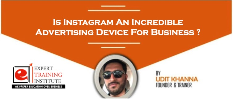 Is Instagram An Incredible Advertising Device For Business ?