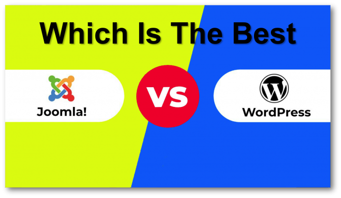 WordPress Vs Joomla – Which Is Best For Bloggers in 2019?