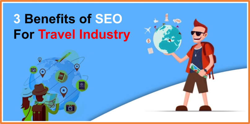 3 Benefits of SEO for the Travel Industry