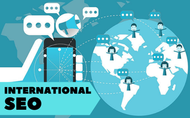 What is International SEO