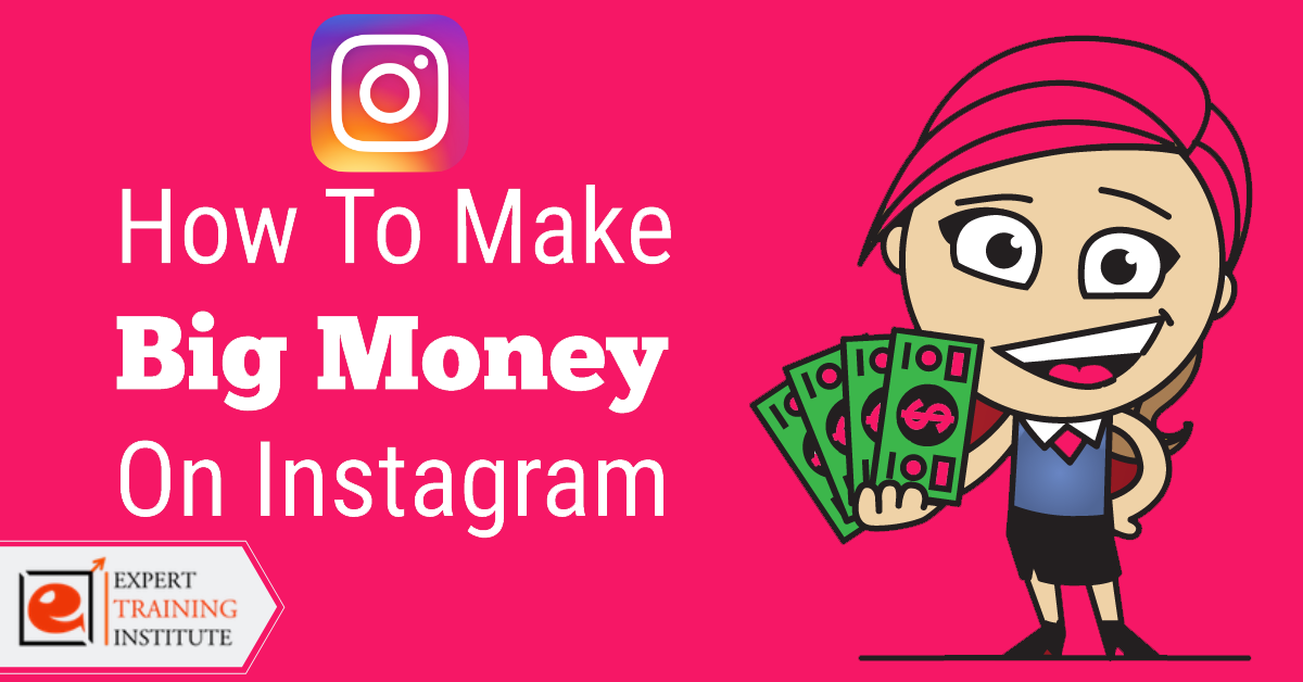 How To Make Money on Instagram and Grow Your Business in 2019