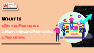 What Is Digital Marketing, Search Engine Marketing and Marketing
