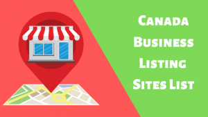 Canada Business Listing Sites List