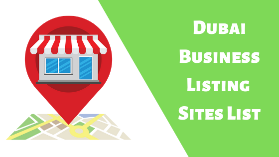 Dubai Business Listing Sites List