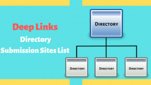 Deep Links Directory Submission Site List