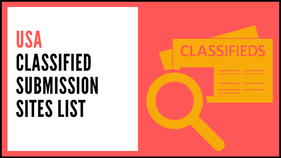 UK Classified Submission Sites List