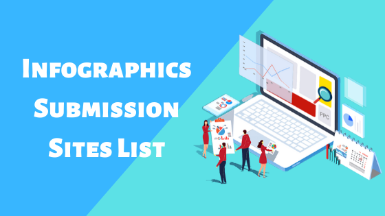infographic submission site list