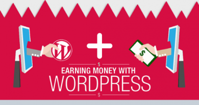 make money using wordpress