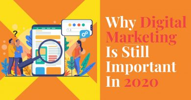Why Digital Marketing Is Still Important In 2020