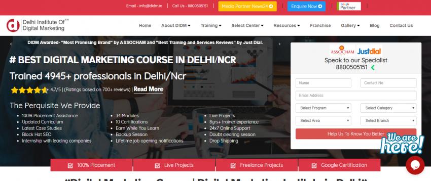 delhiinstituteofdigitalmarketing-didm-reviews