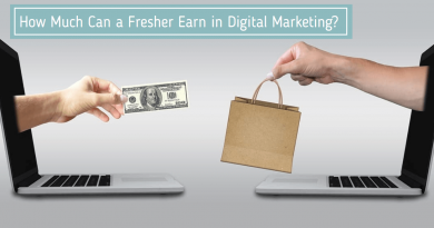 How Much Can a Fresher Earn in Digital Marketing