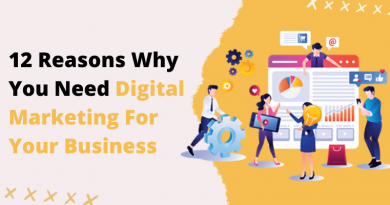 12 Reasons Why You Need Digital Marketing For Your Business